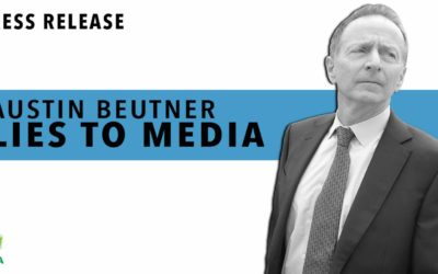 Austin Beutner Lies to Media