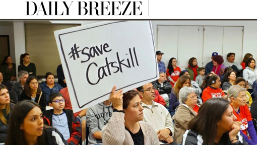 New charter school's possible campus-sharing with Carson elementary school causes rising tension between LAUSD, charter opponents