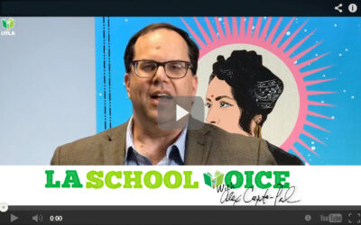 LA School Voice with Alex Caputo-Pearl