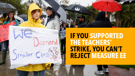If You Supported the Teachers' Strike, You Can't Reject the Parcel Tax That Will Pay for Its Demands