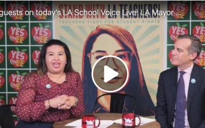 LA School Voice May 28
