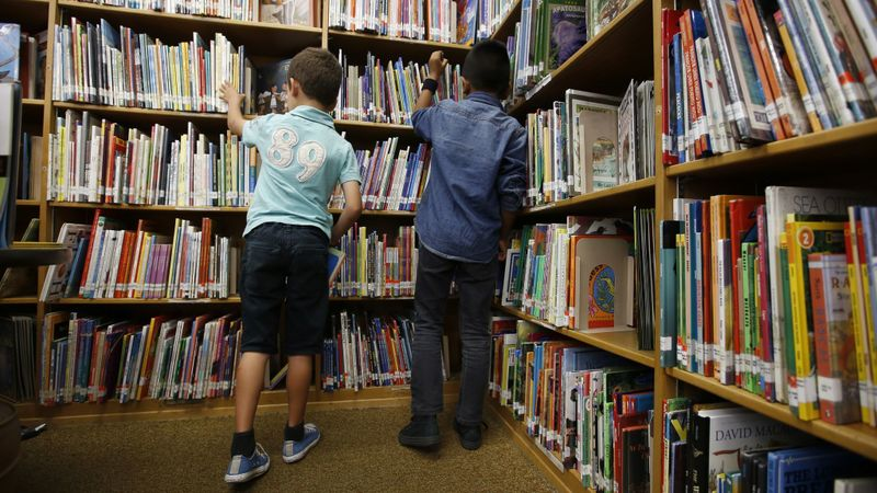 LA Times: In L.A. Unified elementary schools, library books could be off-limits to many students