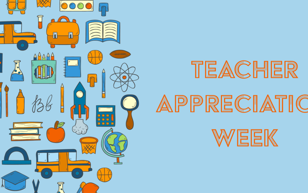 Teacher Appreciation Week Discounts