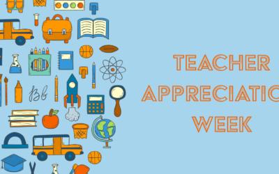 Teacher Appreciation Week Discounts