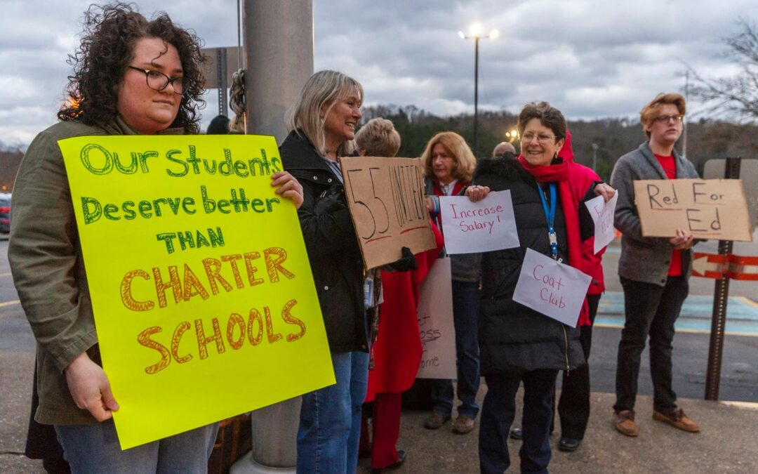 The Washington Post article: A report that detailed up to $1 billion in wasted federal funds on bad charter schools may have underestimated the problem