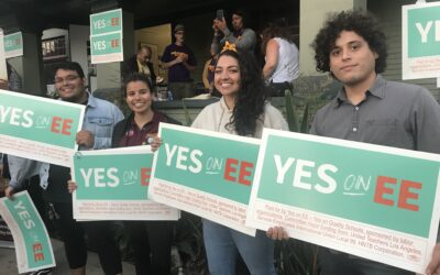 Measure EE: Tough Loss but Our Movement Will Win