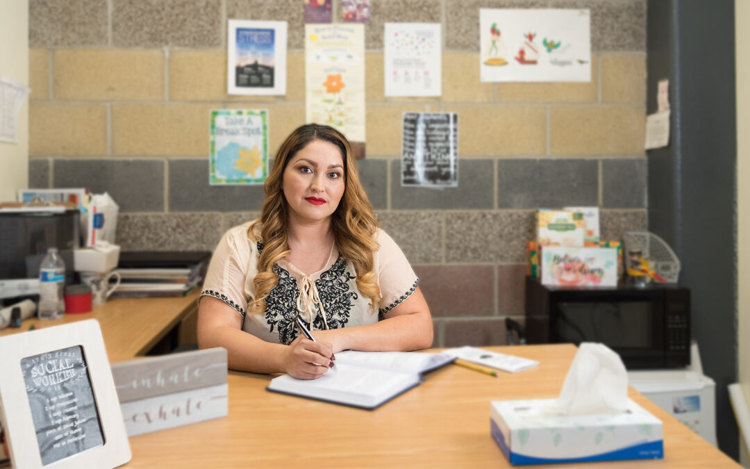 """I conquer barriers to learning"" – Guisela Carrera"