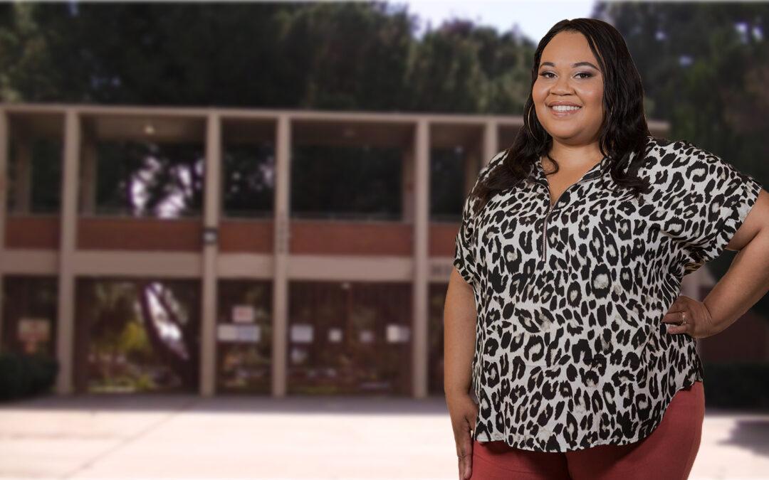 """""""I shape the classroom stars of tomorrow"""" – Kimberly Hinkston"""