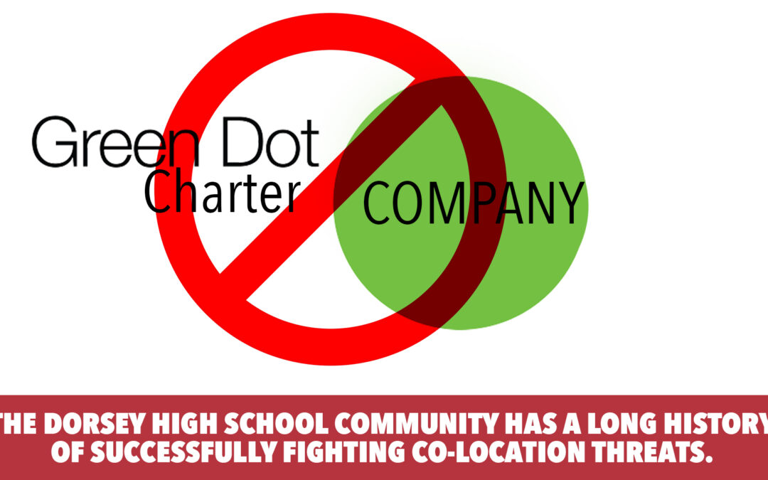 Dorsey HS Wins Another Co-location Fight